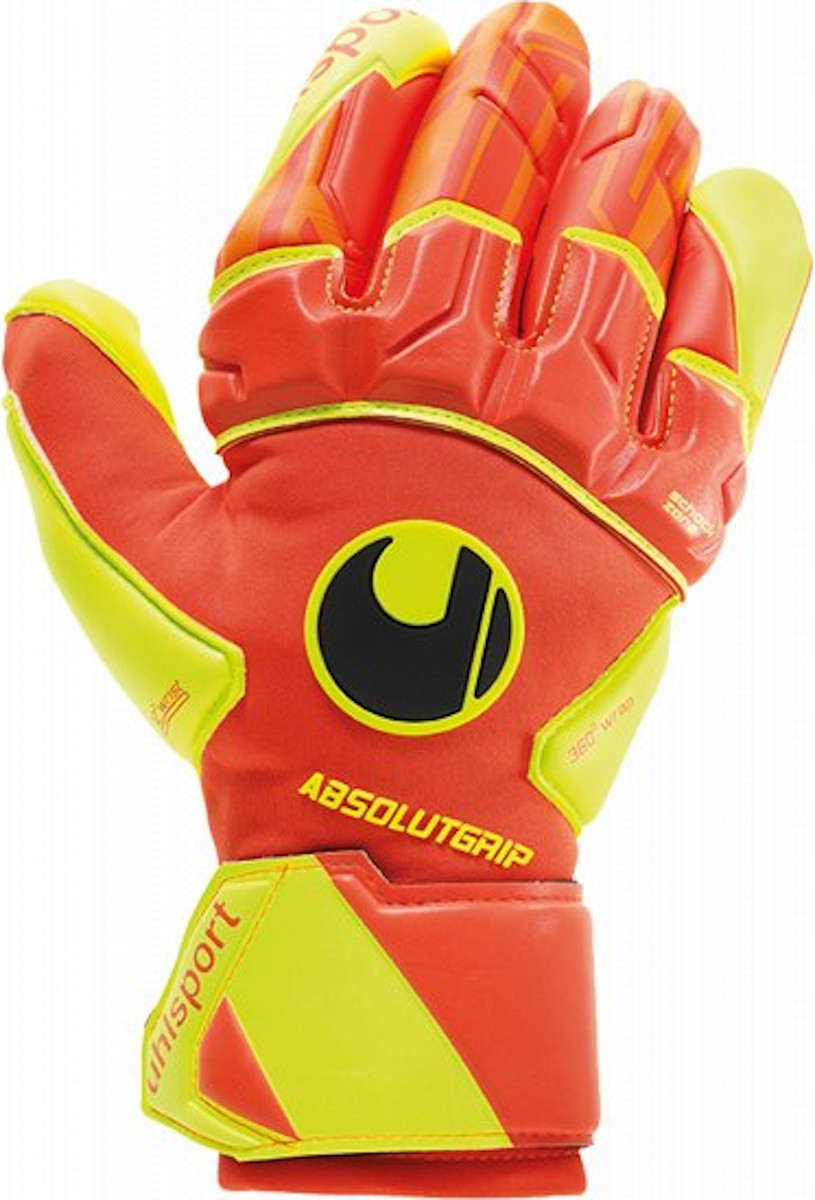 Brankářské rukavice Uhlsport Dyn.Impulse Absolutgrip TW