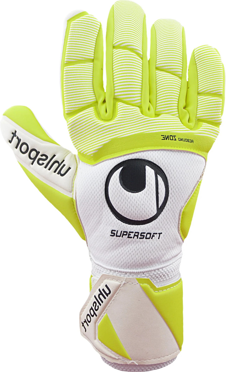 Brankářské rukavice Uhlsport Pure Alliance Supersoft HN TW