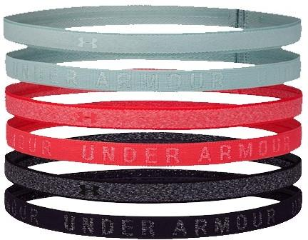 Čelenka do vlasů Under Armour Headbands Mini 6 ks